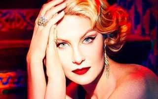 Рената Литвинова: 16 интересных фактов актрисы
