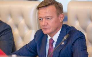 Старовойт Роман Владимирович, Врио губернатора Курской области