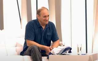 Евгений Сидихин — биография актера