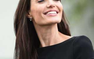 Жизнь и борьба Анджелины Джоли