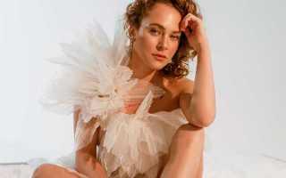 Аглая Тарасова: личная жизнь актрисы