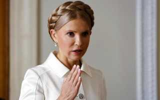 Юлия Тимошенко: биография и семья, политическая карьера в Украине