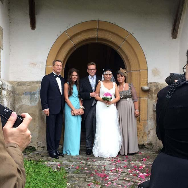 Свадьба Светланы Хабировой