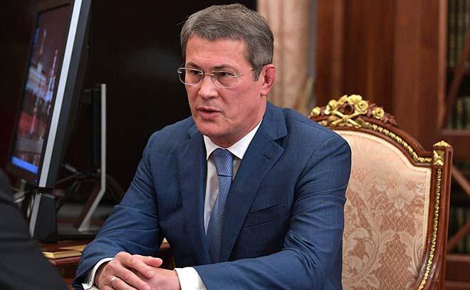 Политик Хабиров