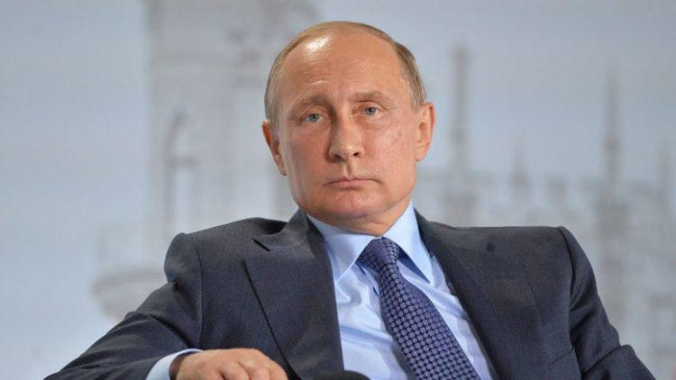 Фото Владимира Владимировича Путина