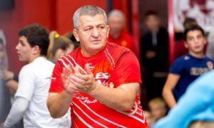 После усиленных тренировок Абдулманап Нурмагамедов получил звание мастера спорта