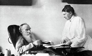 Жена Толстого