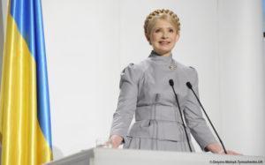 Тимошенко в политике