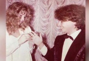 Архивное свадебное фото