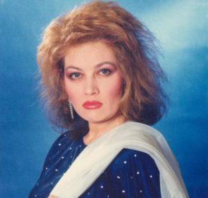 Таисия Повалий в 1990 году