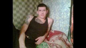 Аркадий Кобяков в тюрьме