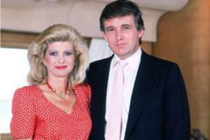 Дональд Трамп и Ивана