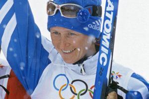 Чемпионка Ольга Данилова