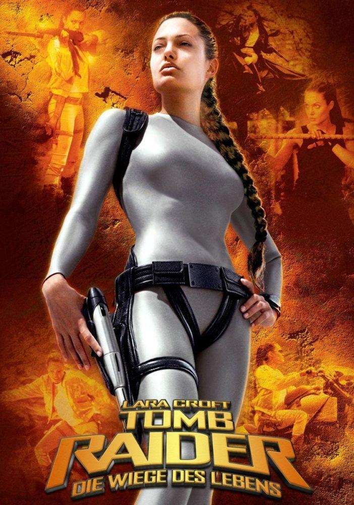 Лара Крофт: Расхитительница гробниц 2 - Колыбель жизни - один из фильмов, в которых снималась Анджелина Джоли