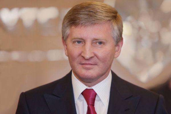 Предприниматель Ринат Ахметов