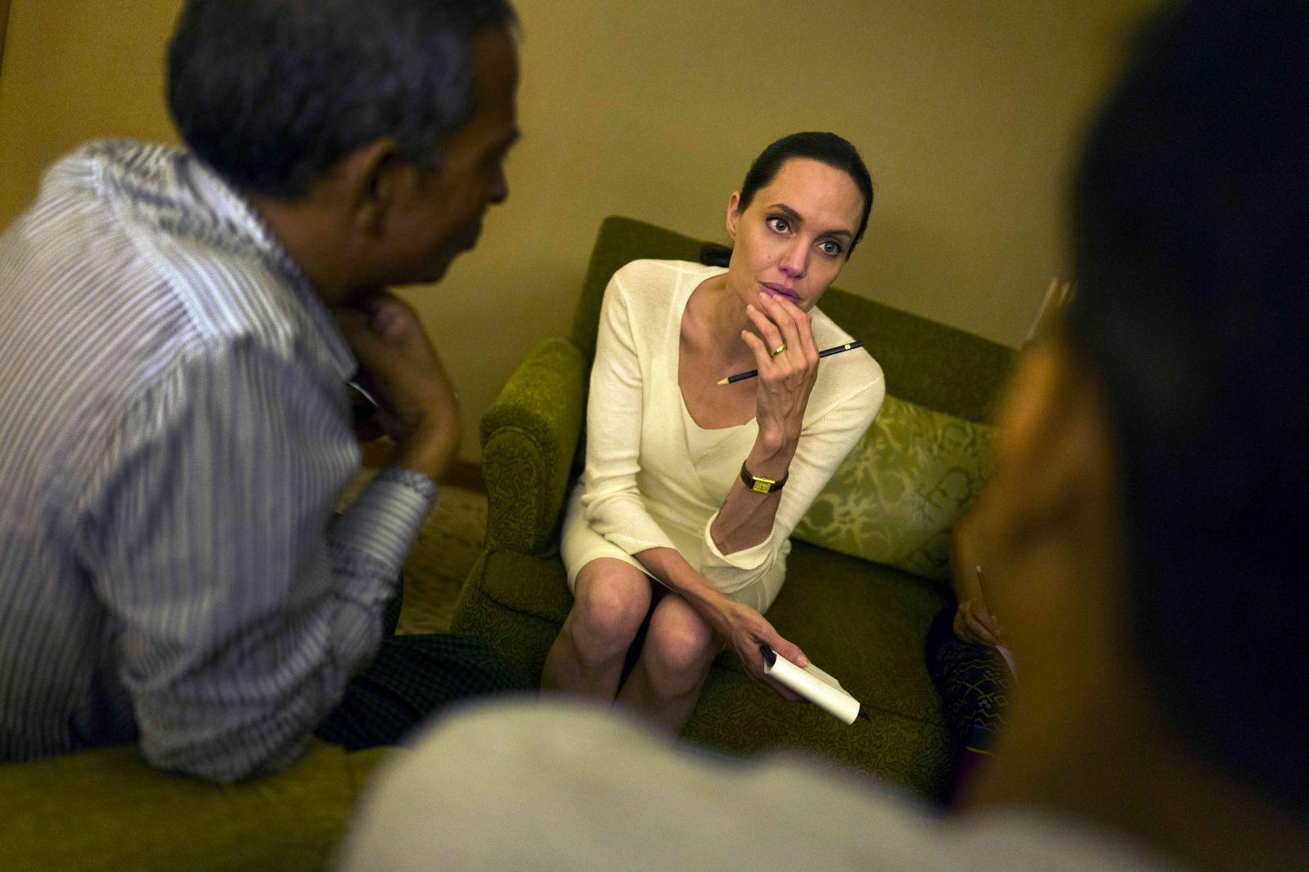 Борьба актрисы с раком