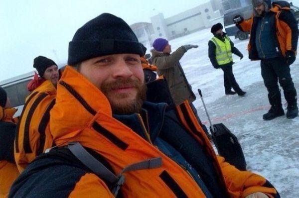 Том Харди в Якутии