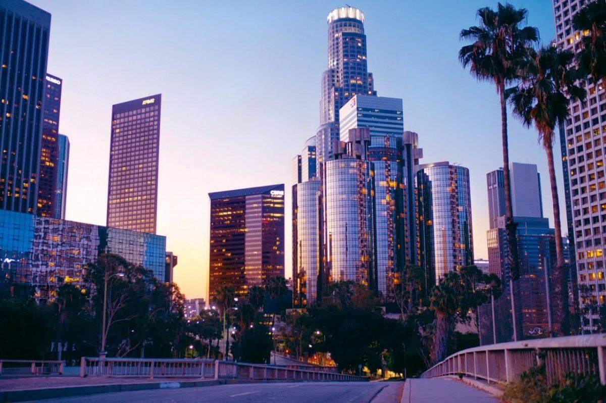 Лос-Анджелес, США - место рождения актрисы