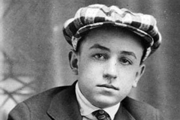 Генри Форд в молодые годы