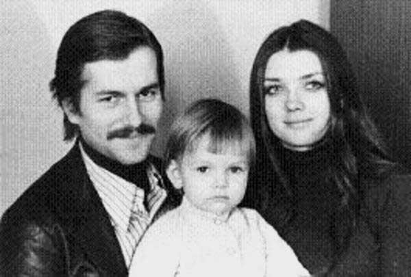 Родители Игоря Ливанова