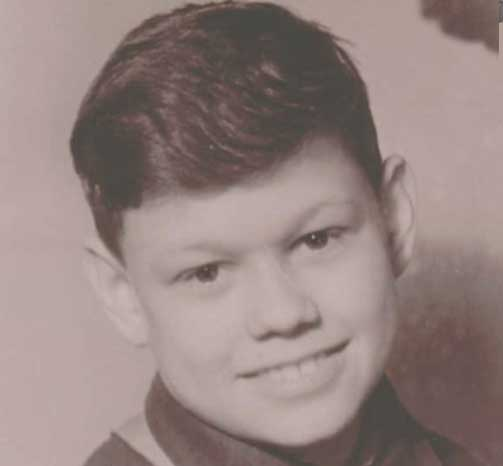 Николай Караченцов в юности