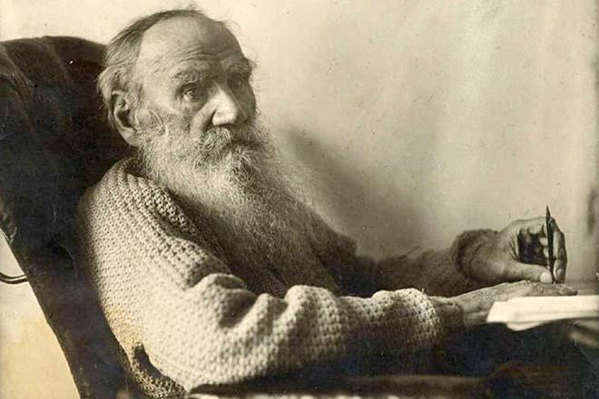Характеристика Льва Толстого