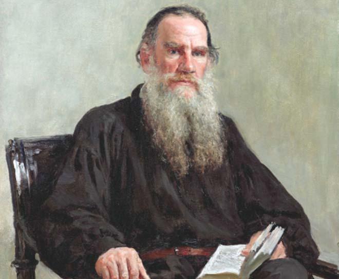 Лев Толстой интересные факты
