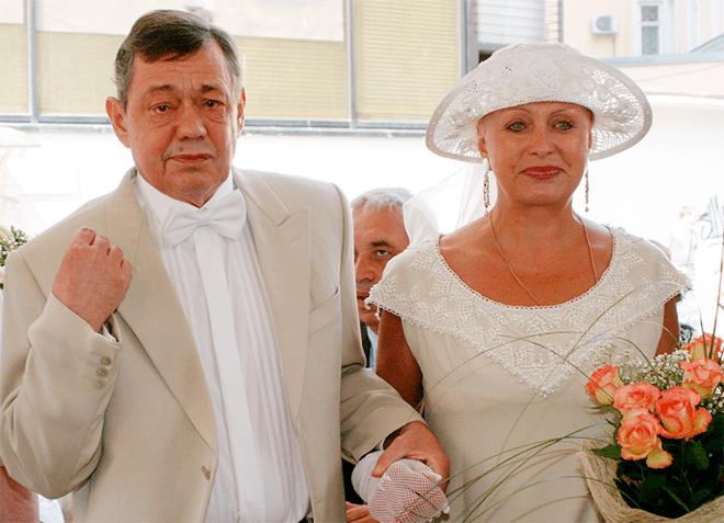 Людмила поргина с Караченцовым