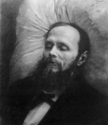 Федор Достоевский похороны