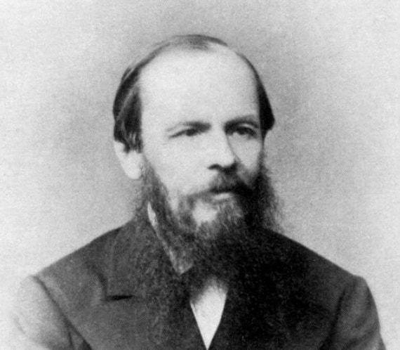 Федор достоевский– биография