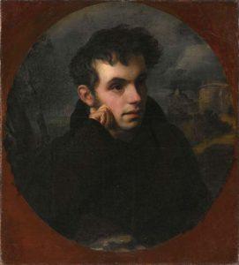Василий Жуковский начало творчества