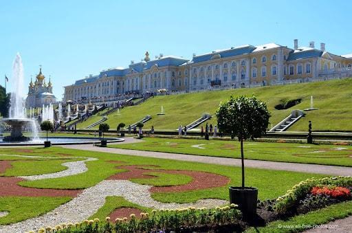 Жуковский в Петербурге