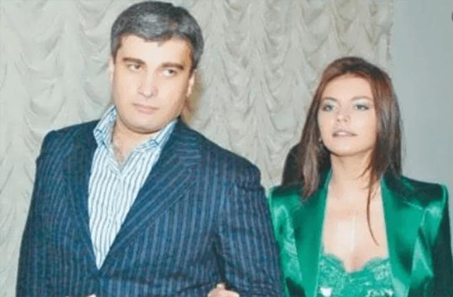 Алина Кабаева и Давид Муселиани