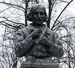 Бюст Гоголя