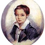 И. Гончаров в детстве