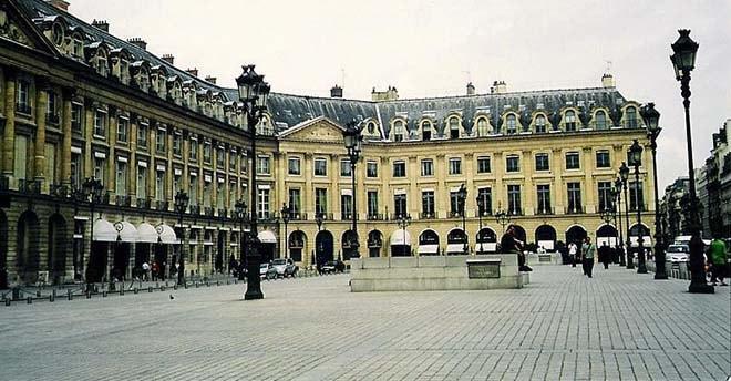 Отель Риц место где жила Coco Chanel