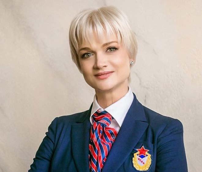 Светлана Хоркина личная жизнь