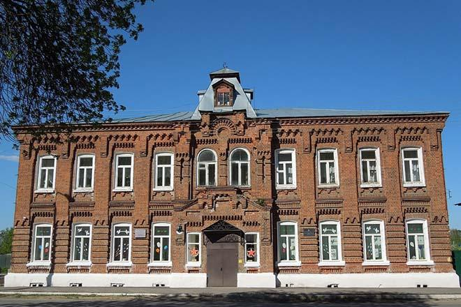 Владимирская гимназия