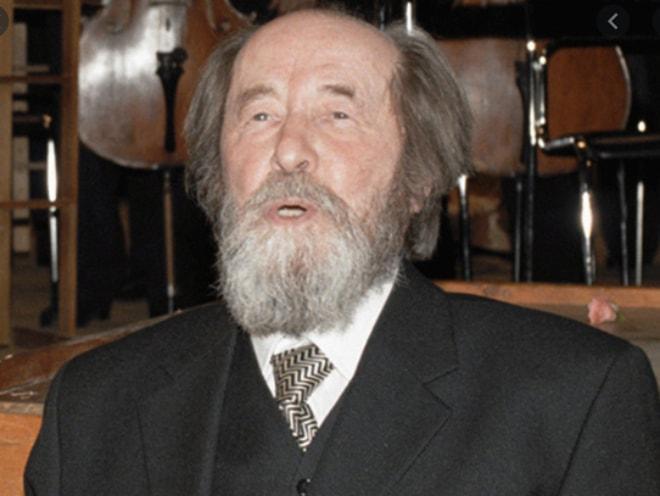 Александр Солженицин