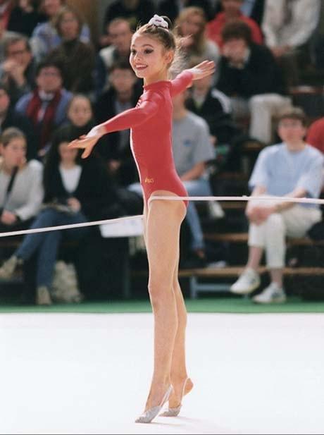 Алина кабаева начало спортивной карьеры