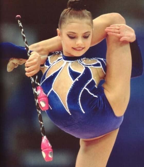 Алина Кабаева спортивная карьера