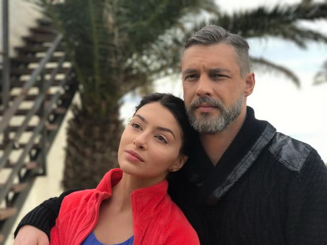 Антон Батырев и Екатерина Тышкевич