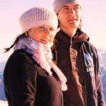 Наталья Гудкова с братом Александром