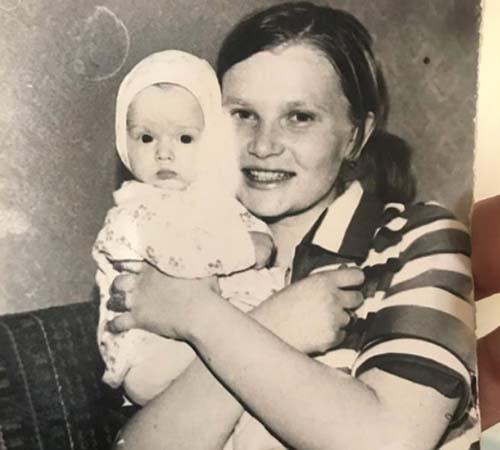 Светлана Хоркина маленькая