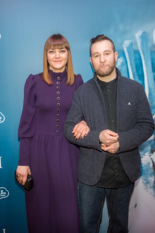 Анна Уколова и Сергей Пугачев