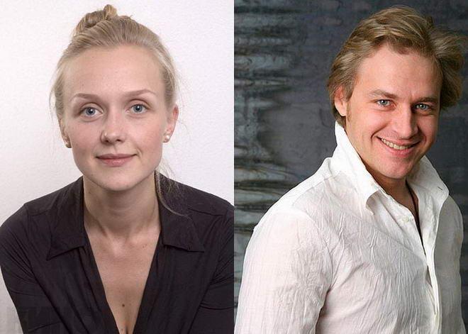 Алексей Барабаш и Наталья Бурмистрова