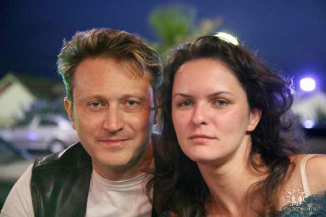 Кирилл Сафонов и Сафонова Елена