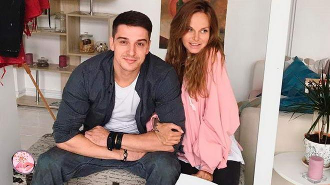 Станислав Бондаренко и Аурика Алехина