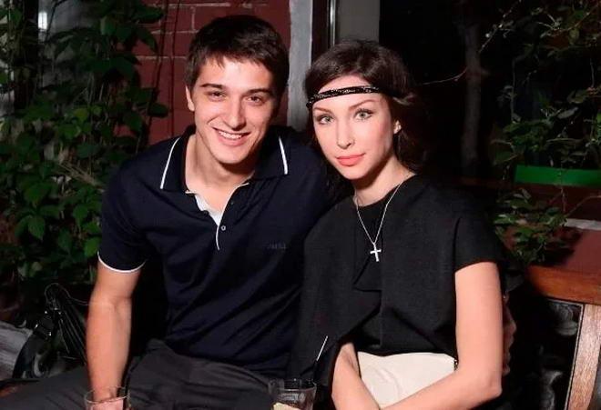 Станислав Бондаренко и Юлия Чиплиева