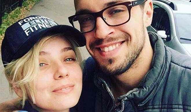 Елена Полянская и Павел Попов